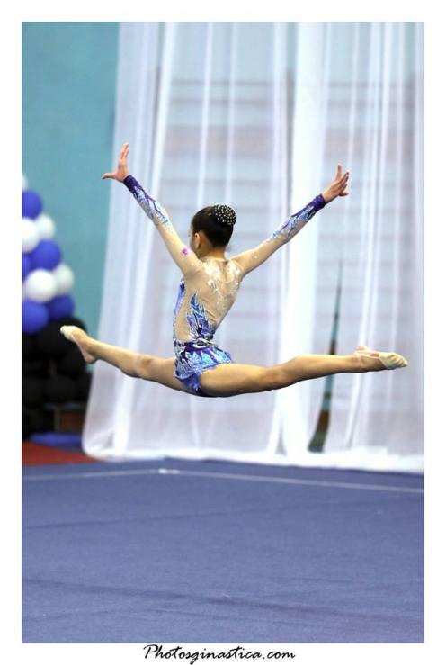 Atleta Yasmin Sayuri